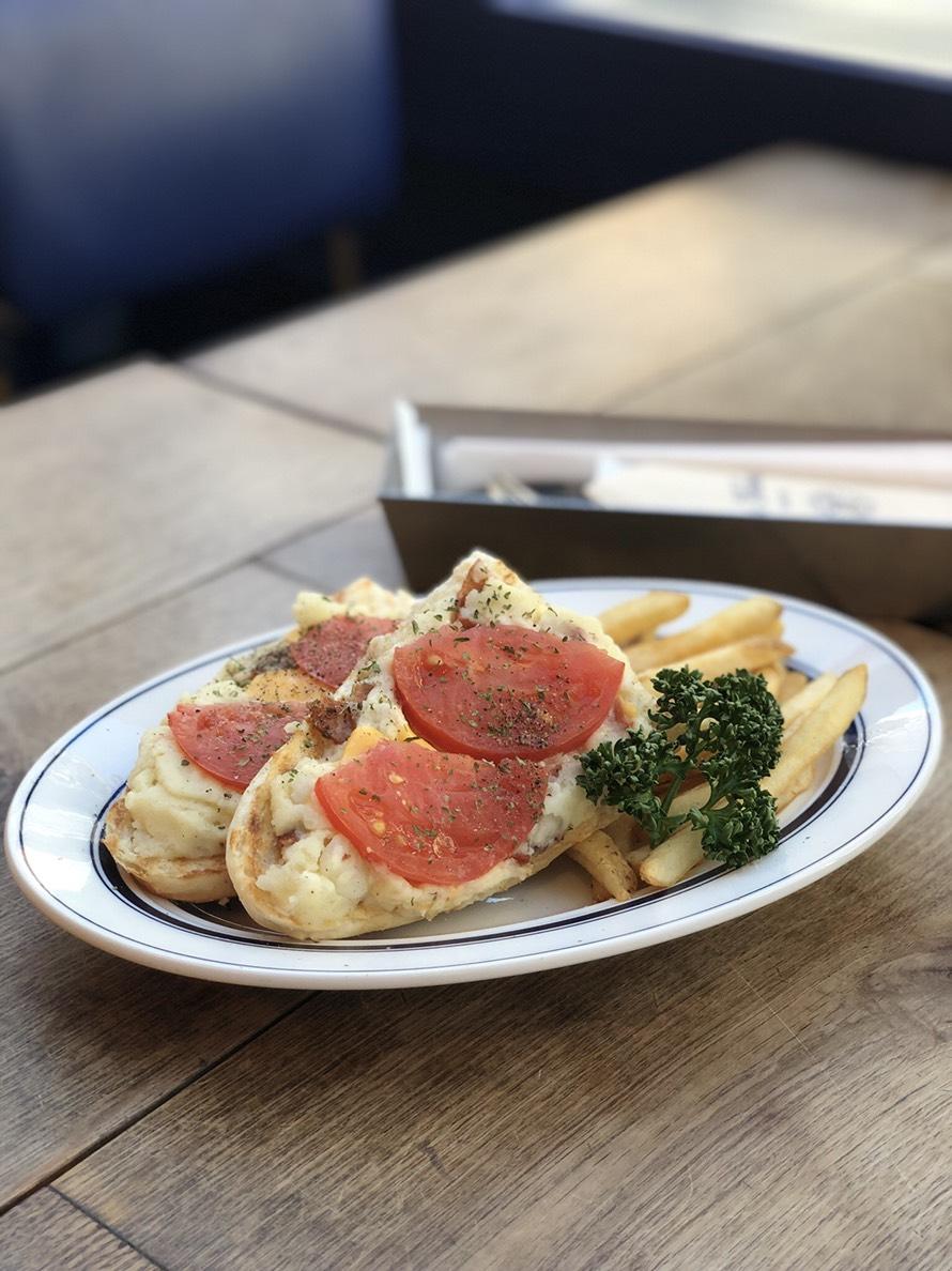 ハバナ風特製マッシュポテトのピザプレッド